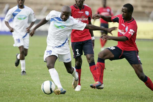 Moses Arita, Jackson Saleh