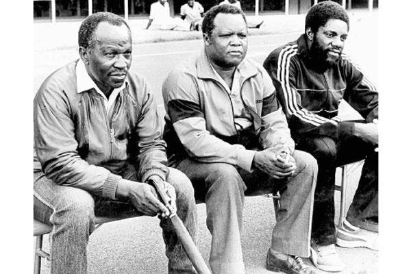 Charles Gyamfi, Joe Kadenge, Dr Dan Odipo