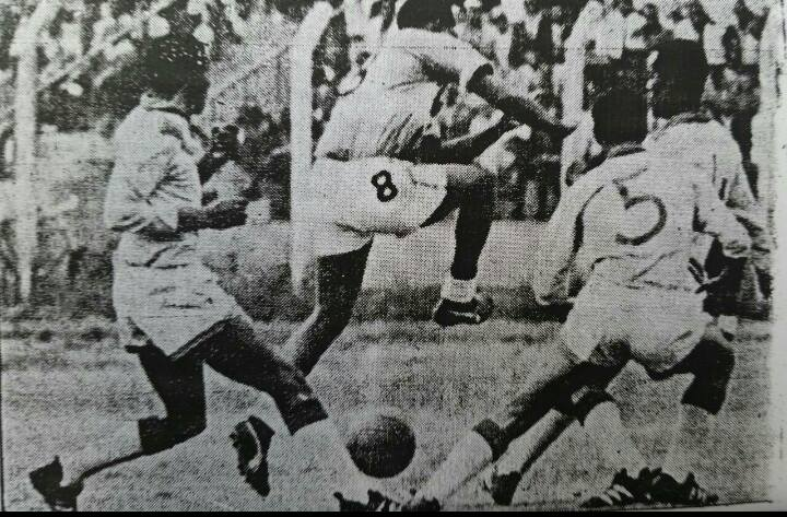 Joe Kadenge vs St George Ethiopia