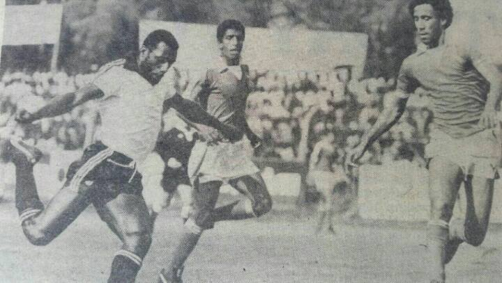 Joe Masiga vs Al Ahly