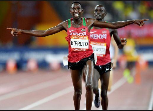 Conseslus Kipruto 2018 Commonwealth games