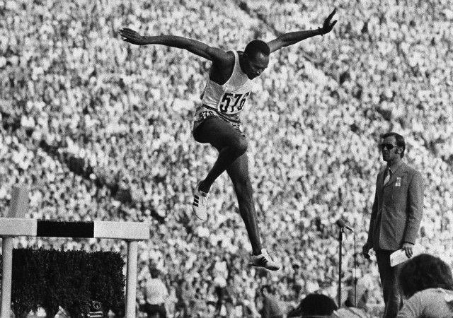 Kipchoge Keino 1972 Olympics 3000m steeplechase