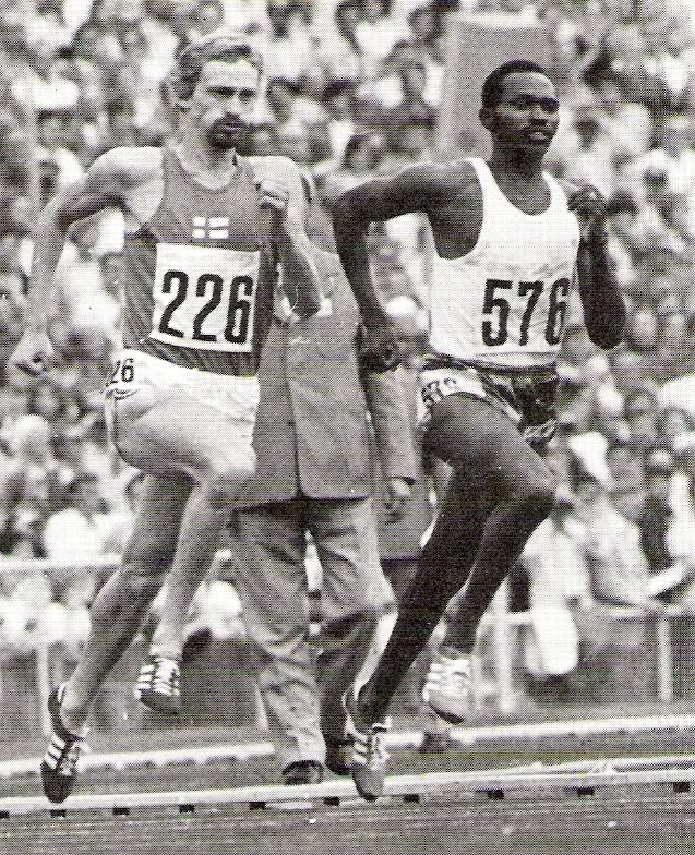 Keino Vassala 1972 Olympics