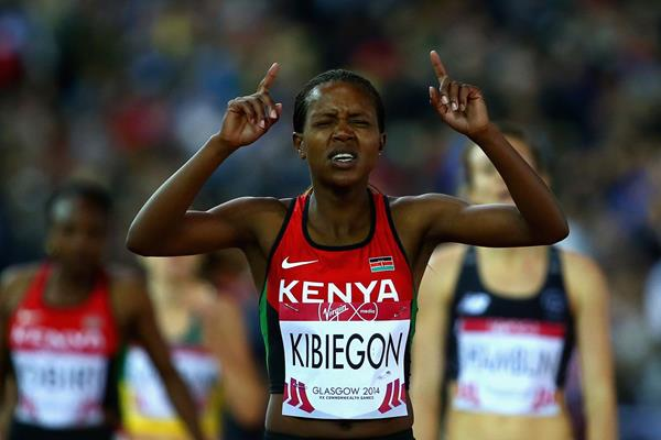 Faith Kipyegon commonwealth games