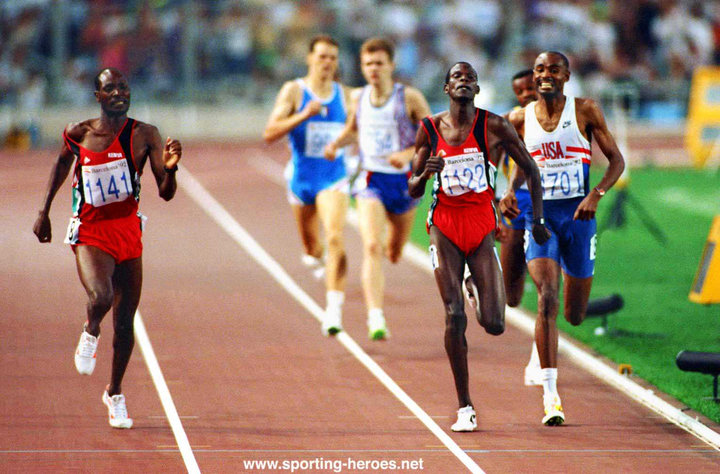 Nixon Kiprotich, William Tanui