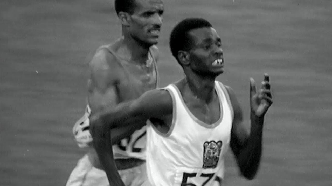 Naftali Temu 1968 Olympics