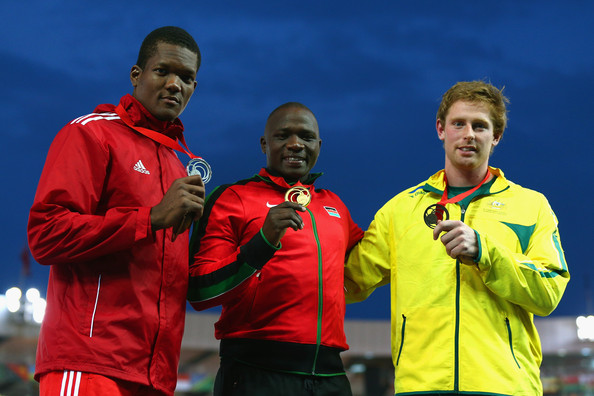 Julius yego commonwealth games