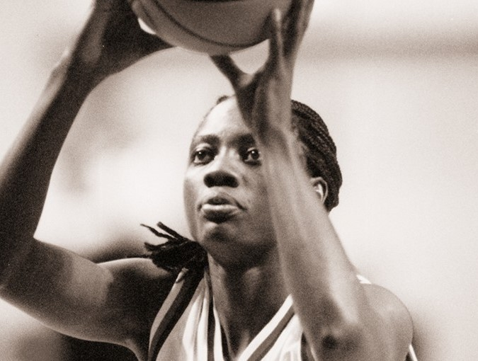 Caroline Omamo ACU Kenya basketball