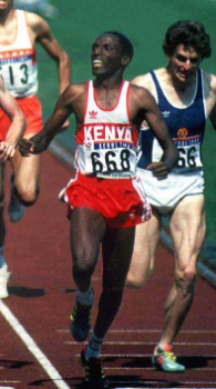 Peter Rono 1988 Olympics