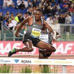 Kipruto's wins despite  unorthodox hurdling technique