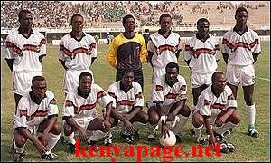 Harambee stars 1992