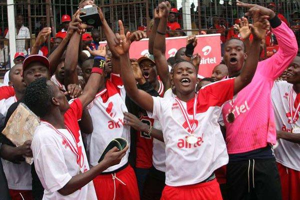 Laiser Hill 2016 Kenya schools champions