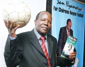 Sam Nyamweya Football Kenya