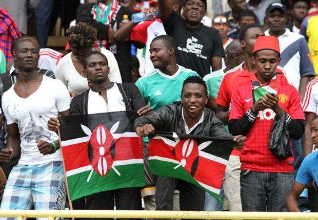 Harambee Stars Fans cecafa 2013
