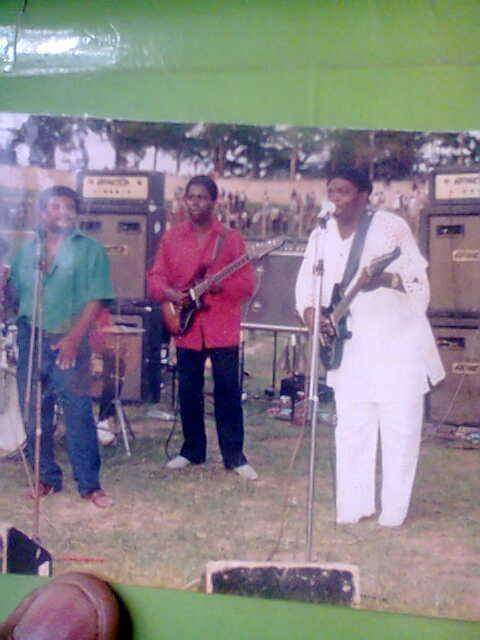 Franco TPOK JAzz in Kenya 1986