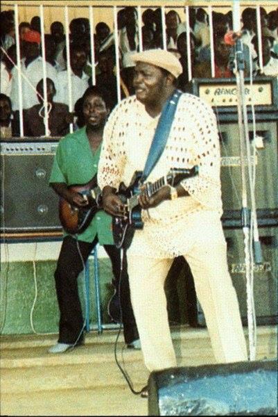 Franco in Kisumu