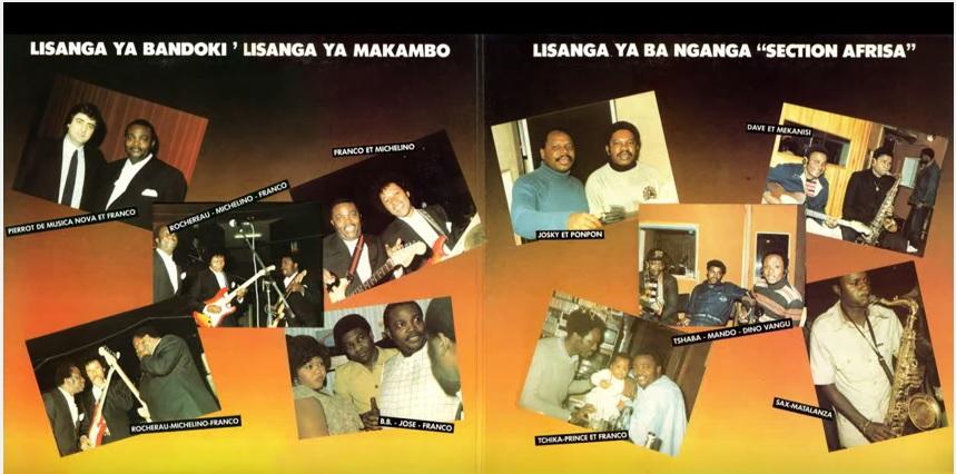 Choc choc choc TPOK Jazz Afrisa