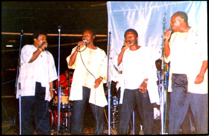 TPOK Jazz concert 1988