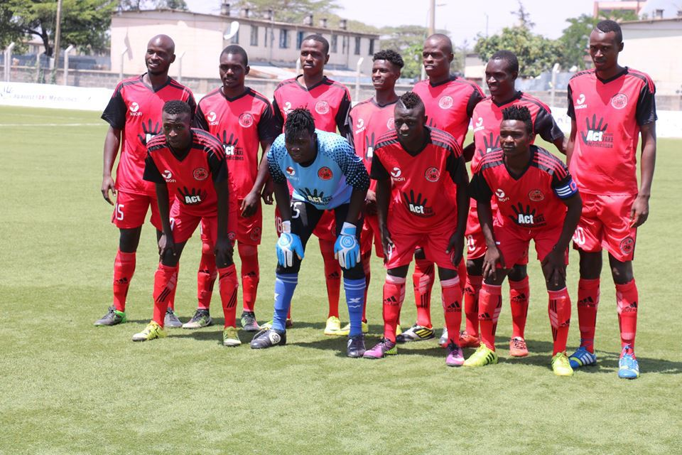 Kibera Black stars are the top sport