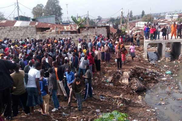 Kibera people