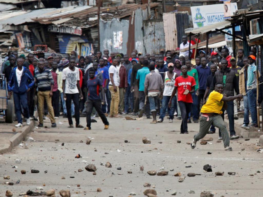 Kibera Riots