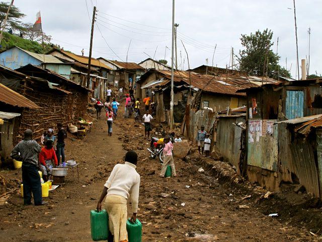 Water in Kibera
