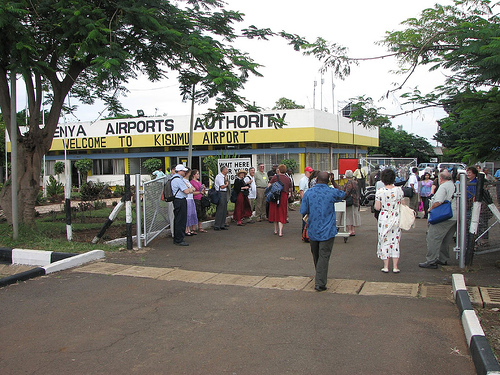 Kisumu Airport