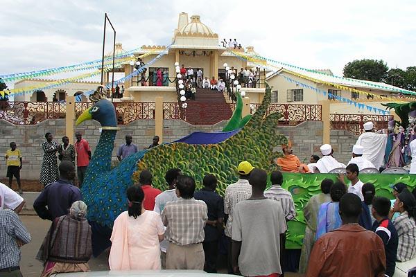 Kisumu Temple