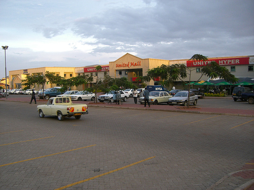 United mall Kisumu