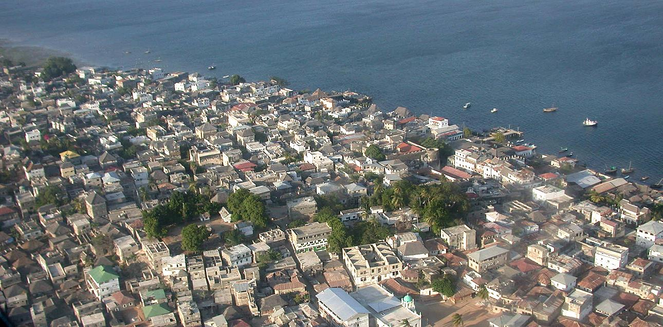 Lamu Narrow streets