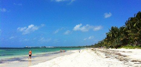 Malindi beaches
