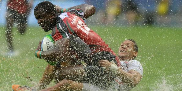 Kenya vs England rugby sevens world cup